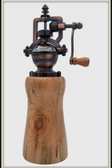 "#2382 ""Antique"" Style Pepper Mill"